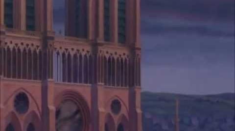 """Disney's """"The Hunchback of Notre Dame"""" - Out There"""