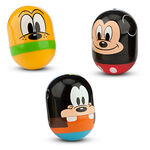 Mickey goofy pluto rolls