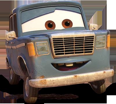 Cars  Otis Toy