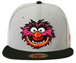New era 2013 59fifty animal gray cap 1 muppets