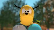 Tsum pluto angry