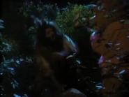 Wereman attacks Wendy