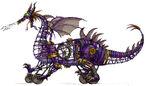 FOF-MALEFICENT Dragon NoGoon