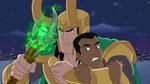 Reptil & Loki