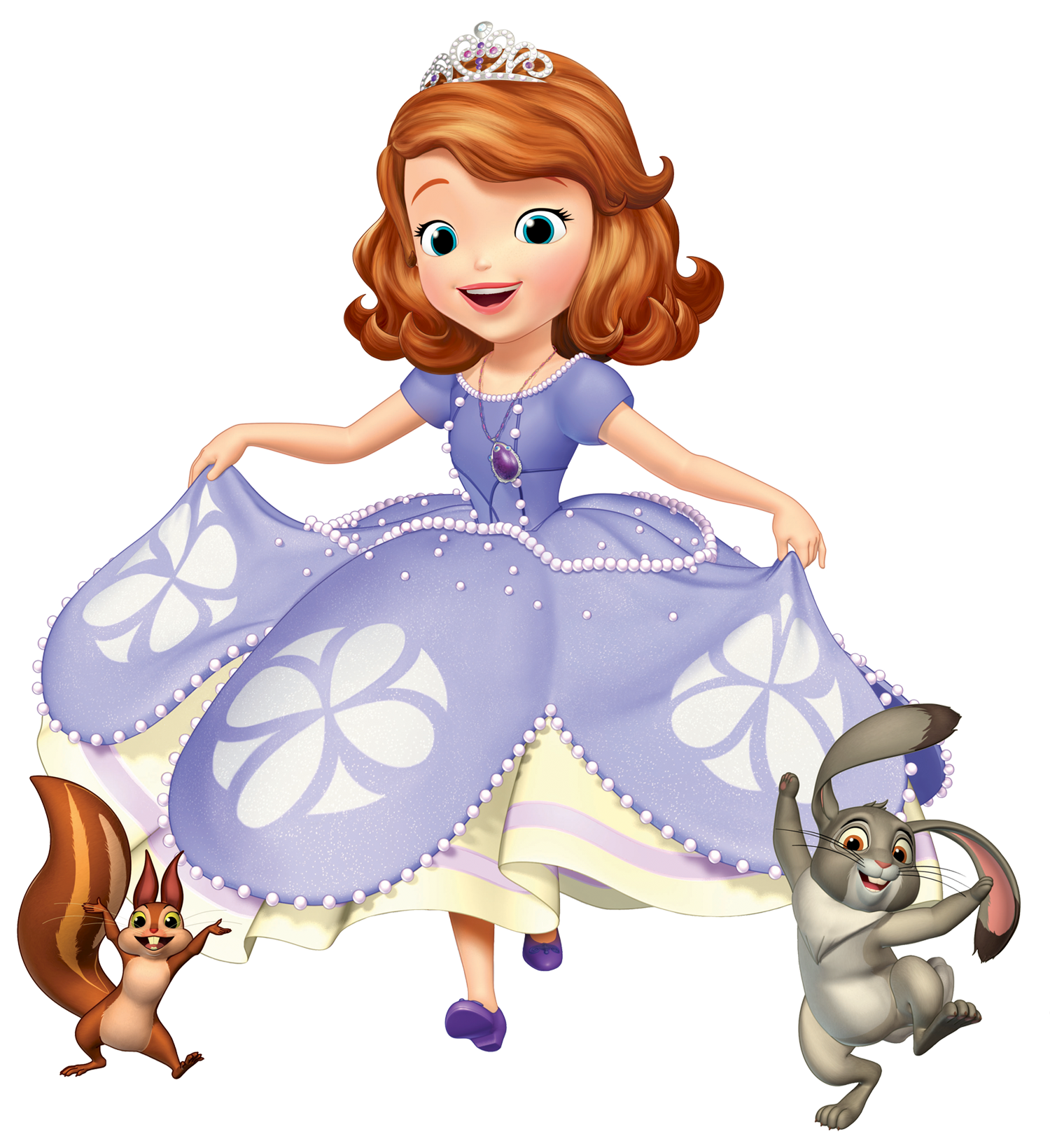 Clipart for u: sofia the first