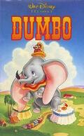 Dumbo1992ItalianVHS