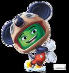Mickey DU Render