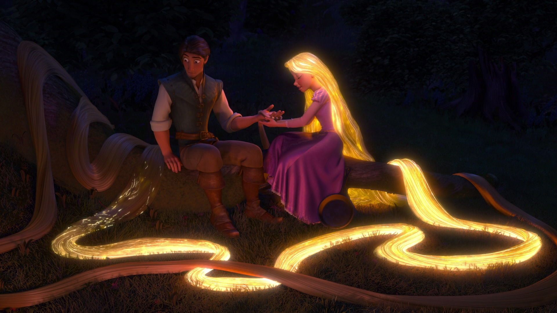 Uncategorized Tangled Rapunzel Hair rapunzels magic hair disney wiki fandom powered by wikia