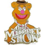 Muppetshowfozziebearpin