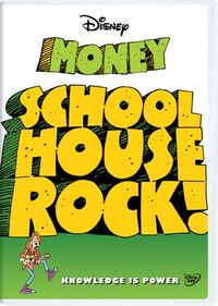 Schoolhouse rock money dvd