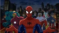 Spider-man-Avengers