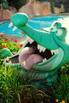 Tictoc croc