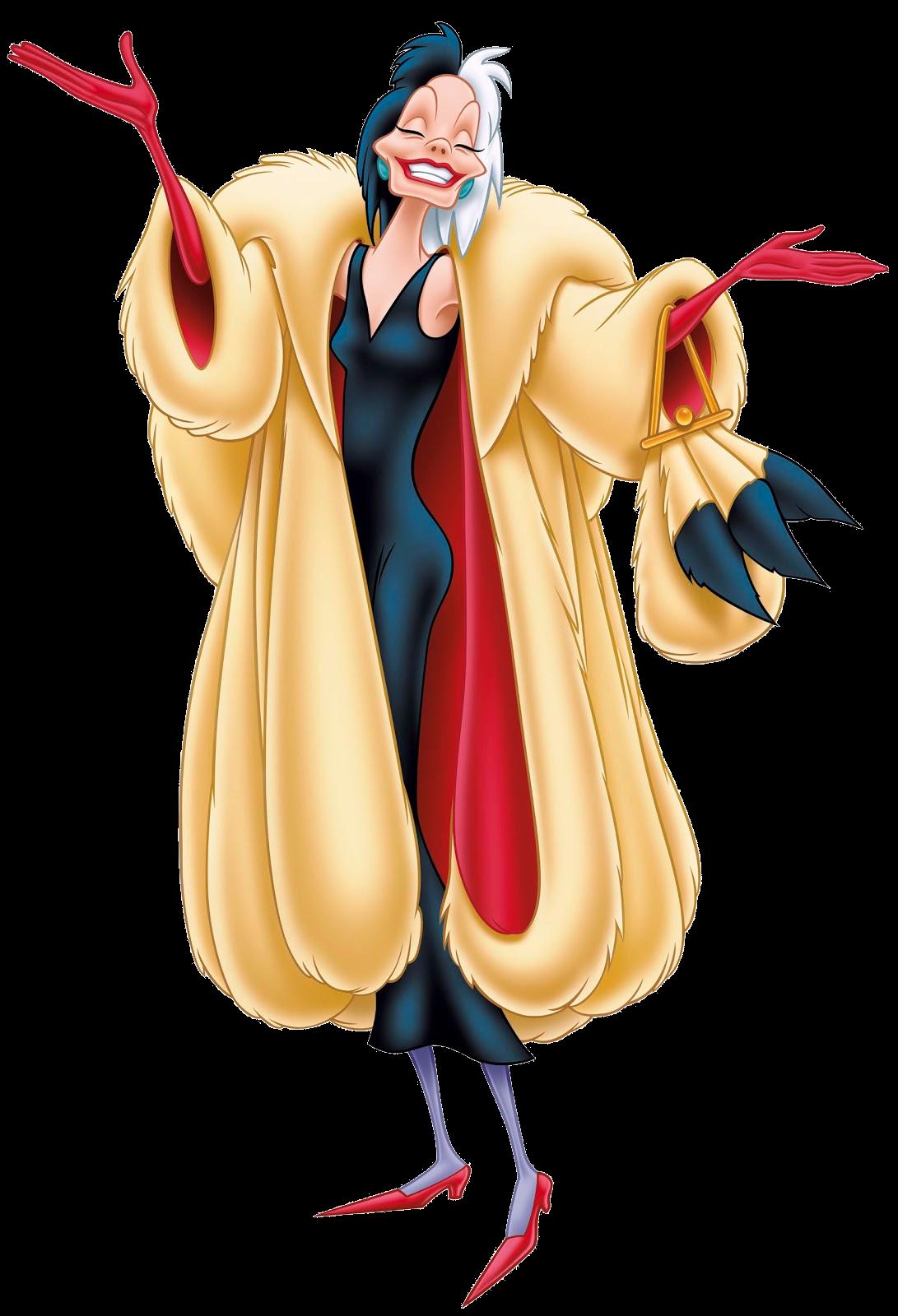 Cruella De Vil Disney Wiki Fandom Powered By Wikia