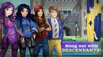 Hang Out With Descendants