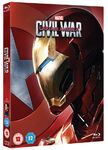 Captain America Civil War Blu Ray Iron Man Sleeve