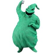 Oogie Boogie rollin the dice