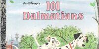 101 Dalmatians (1961 Little Golden Book)
