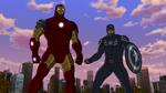 Cap and Iron Man AA 06