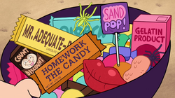 S1e12 loser candy bowl