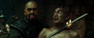 Sao Feng threathens another man