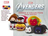 The Avengers Tsum Tsum Tuesday Series 2 (UK)