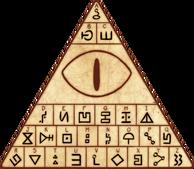 Bill symbol cipher
