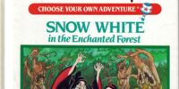 Snow White in the Enchanted Forest