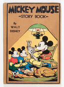 Mickey mouse story book 2