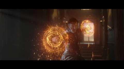 "Doctor Strange Clip ""Sanctum Battle"""