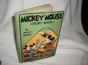 Mickey mouse story book 3