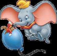 Dumbo baloon
