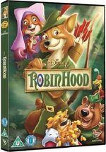 Robin Hood 2012ish UK DVD