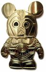 Vinylmation Mystery Jumbo Pin Collection - Star Wars - C-3PO Chaser Only