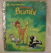 Bambi LGB front cover