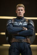 Captain Steve Rogers - TWS