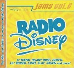 Radio Disney Jams, Vol, 6