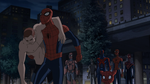 Spider-Man and the Web Warriors USMWW 5