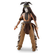 Tonto Deluxe Action Figure - 12'' - The Lone Ranger