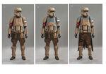 Shoretrooper color variations