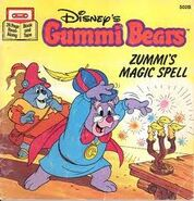 Zummi's Magic Spell Cover