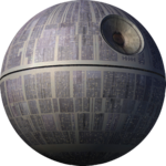 Death Star Render 01