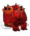 100 wreck-it ralph concept art bill-schwab