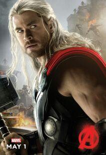 Thor AOU Poster