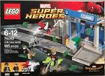 LEGO Spider-Man Homecoming ATM Heist Battle Set