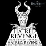Maleficent There Is Evil In This World Hatred Revenge Poster