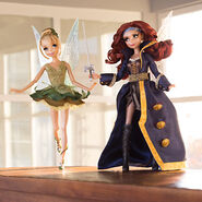 Tinker Bell Disney Fairies Designer Collection Doll IV