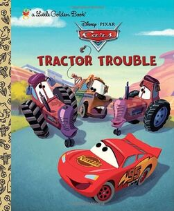 Tractor Trouble LGB