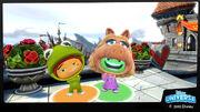 Du muppets kermit piggy framed