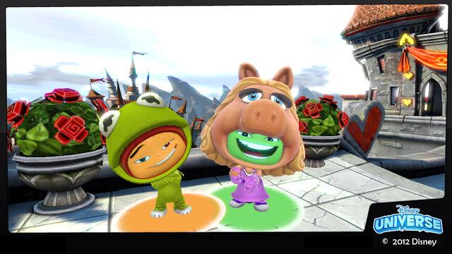 File:Du muppets kermit piggy framed.jpg