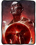 Ultron Holding the Earth